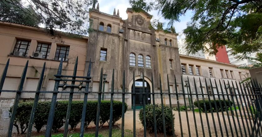 La primer escuela de Rosario: la historia del Colegio Nacional N° 1