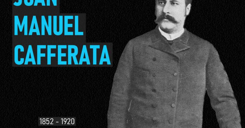 Juan Manuel Cafferata: un rosarino por adopción