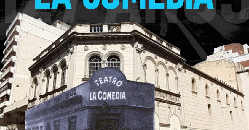 El teatro La Comedia cumple 127 años