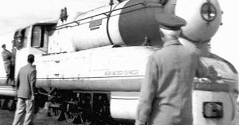 Locomotora «Argentina»: una de las más eficientes de todos los tiempos, construida en Rosario
