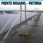 Puente Rosario-Victoria: la historia de un anhelo que tardó en concretarse