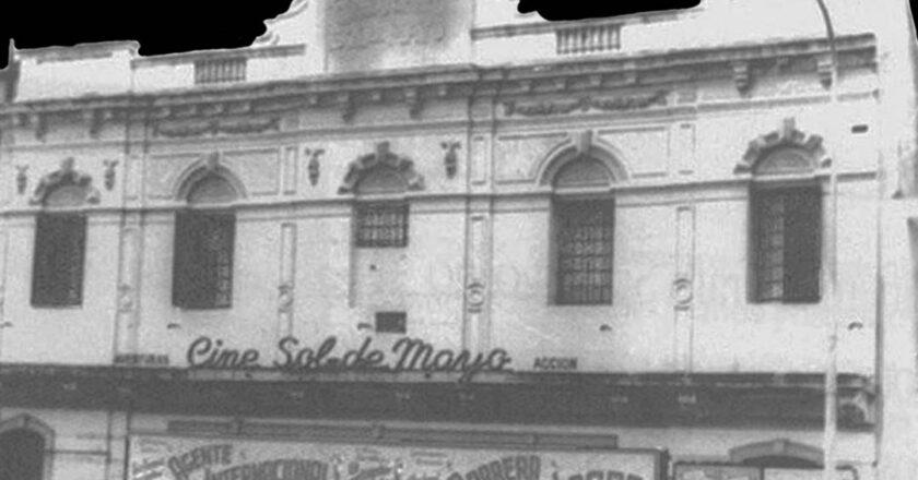 Cine Sol de Mayo: a 44 años de su última función