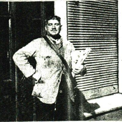 Carlos Balá y su famoso «ea ea pepe», originado en una histórica esquina rosarina