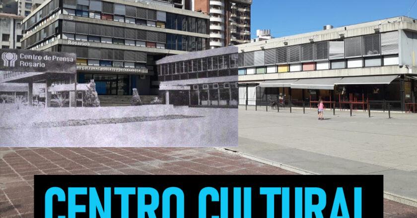 La historia del Centro Cultural Fontanarrosa