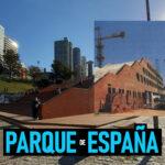 El Parque de España: su historia