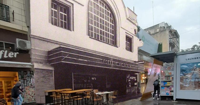 ¿Peligra un patrimonio histórico? Las intenciones de demoler el ex cine Palace Theatre